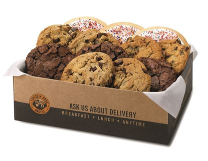 Picture of Dozen Cookie Variety Box - Einstein Bros. Bagels