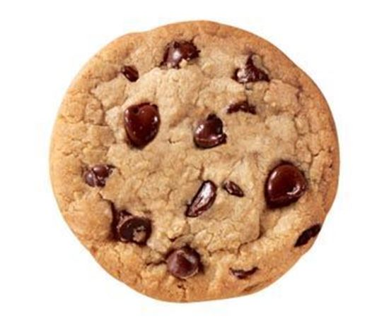 Picture of 24 Fresh-Baked Otis Spunkmeyer Assorted Cookies